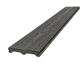 WPC terasové prkno Nextwood FULL LINE 23x137x4000mm, grafitová