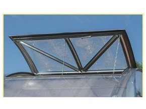 Okno pro skleník TRJOŠKA