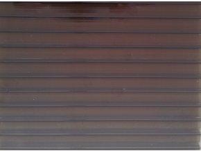 Polykarbonát 10 mm, bronz - od 225 Kč/m2 s DPH  Garance spokojenosti