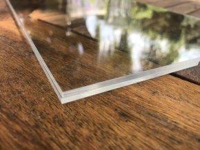 Akrylové sklo Styren Akryl Nitrid , tloušťka 4mm