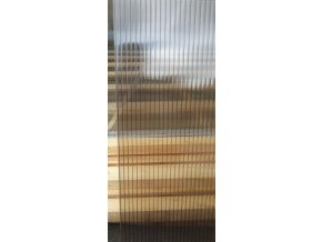 Polykarbonát 10 mm - MEDOVÝ