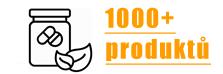 1000+ produktů