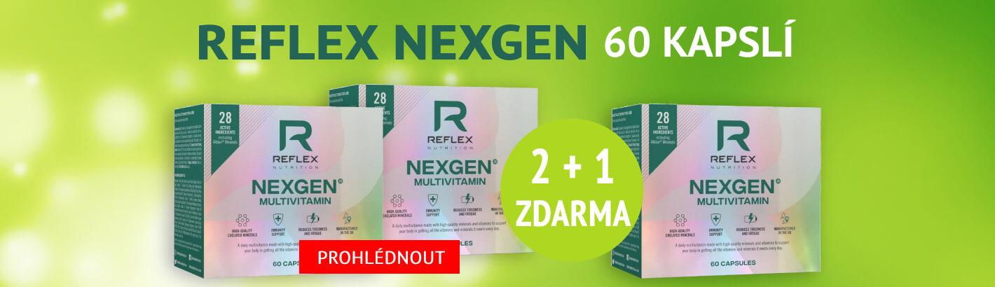 Nexgen 2+1