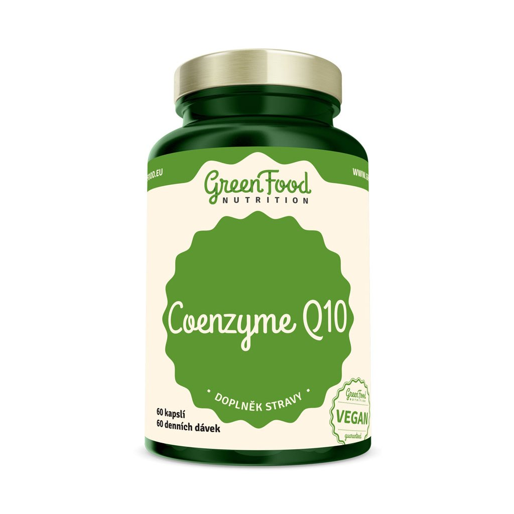 greenfood nutrition coenzyme q10