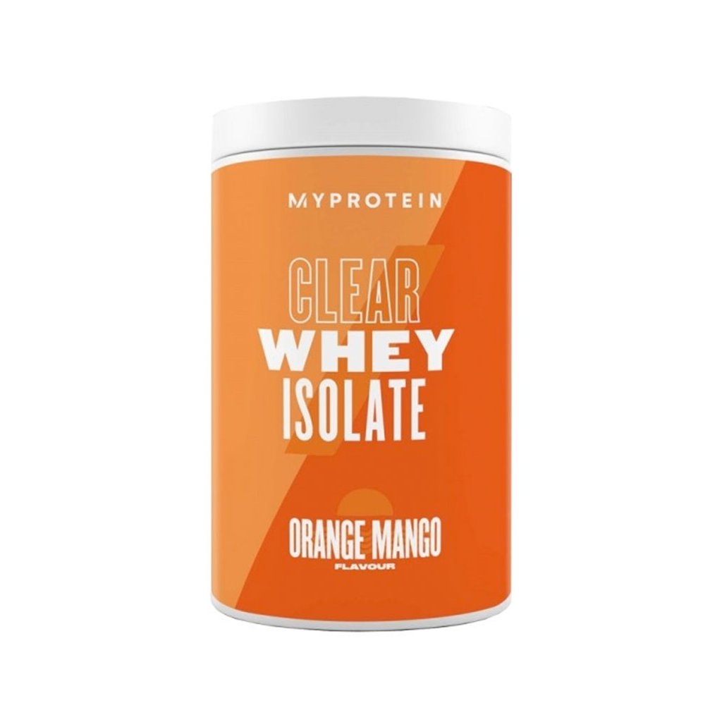 myprotein clear whey isolate 500 g