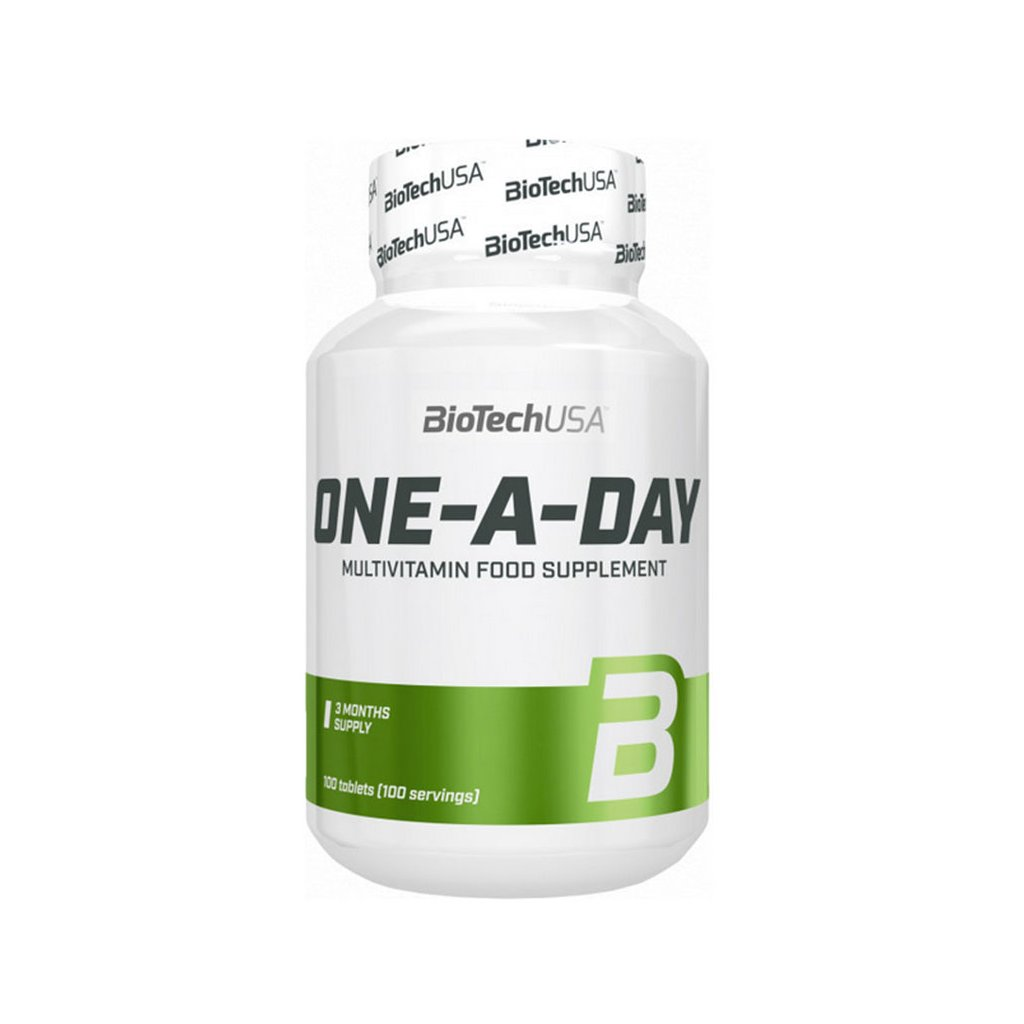 biotech usa one a day 100 tablet