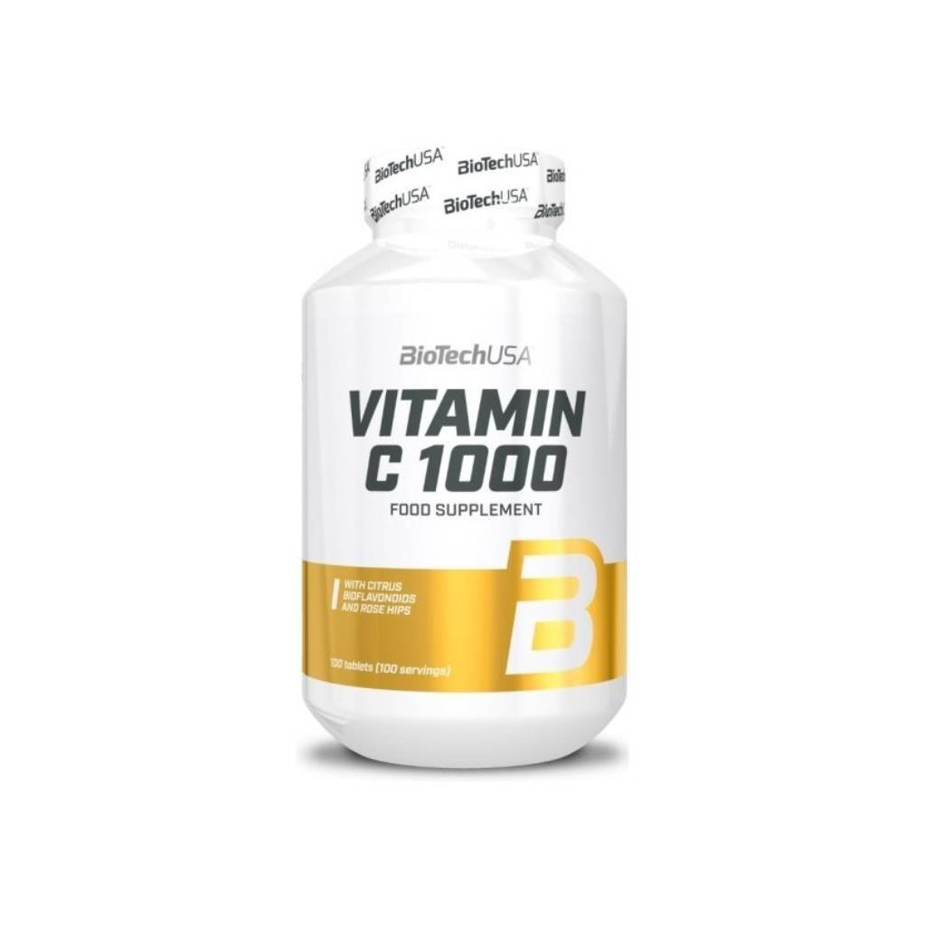 protein buzz vitamin c 1000 mg 100 tablet