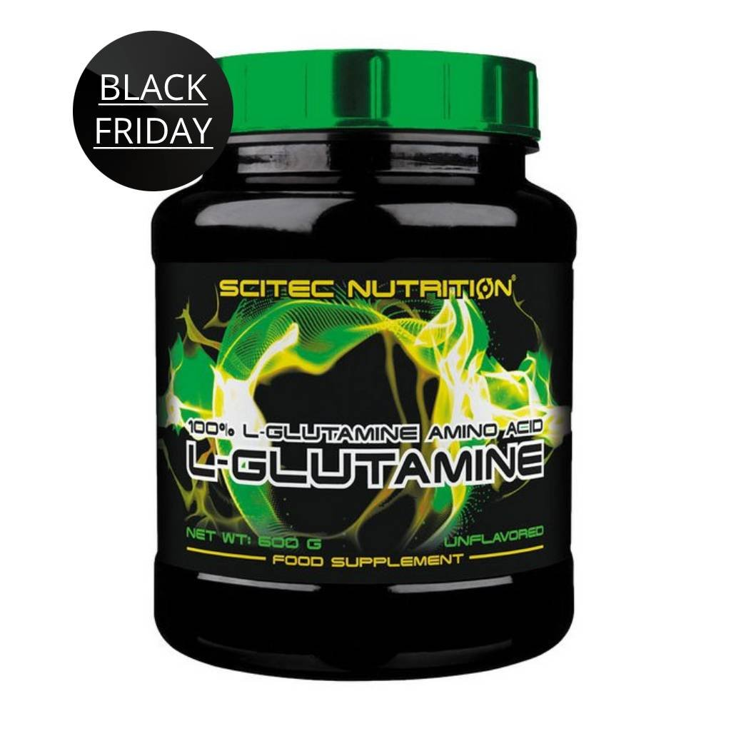 Scitec Nutrition L-Glutamine (Množství 600g)