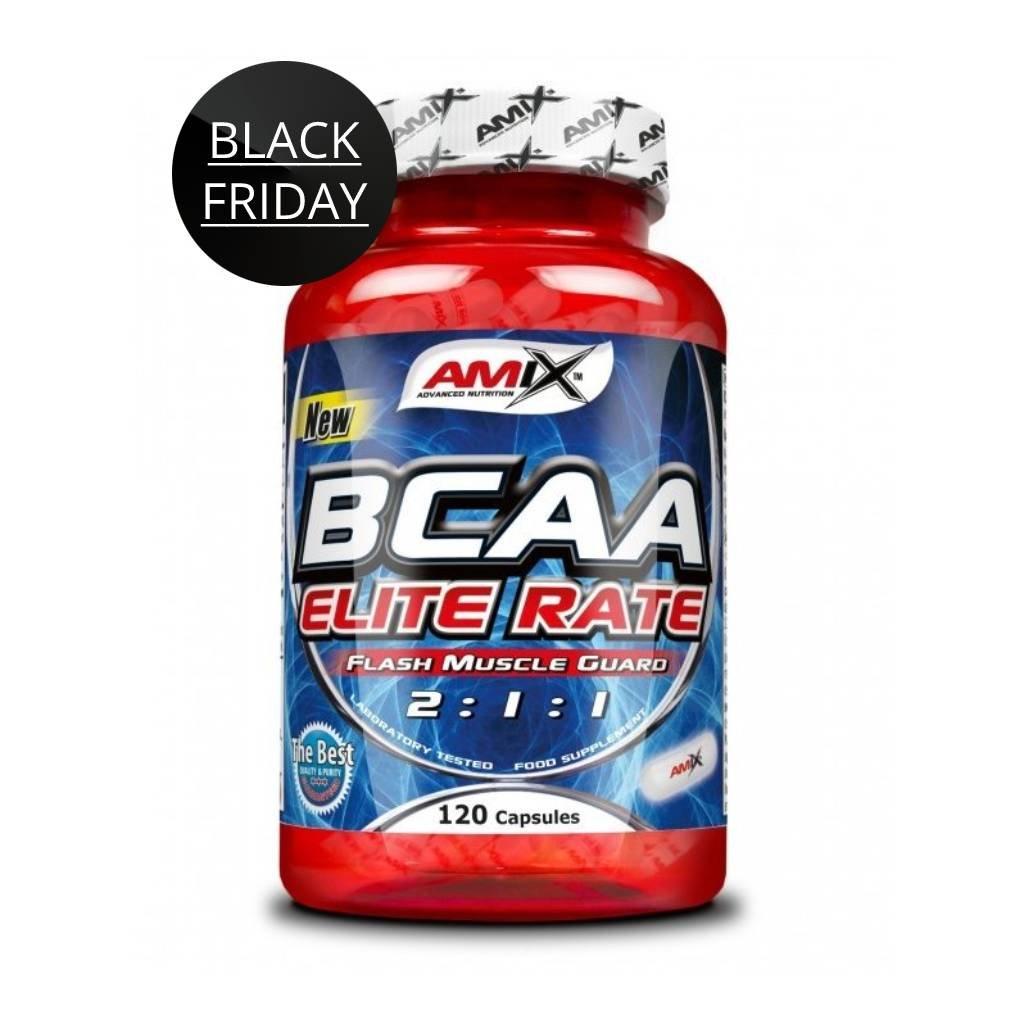AMIX BCAA Elite Rate (Množství 220 tablet)