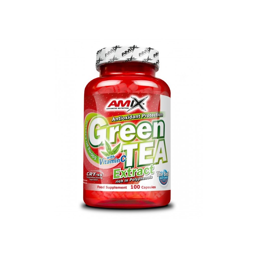 6281 amix green tea extract with vitamin c 100 tablet