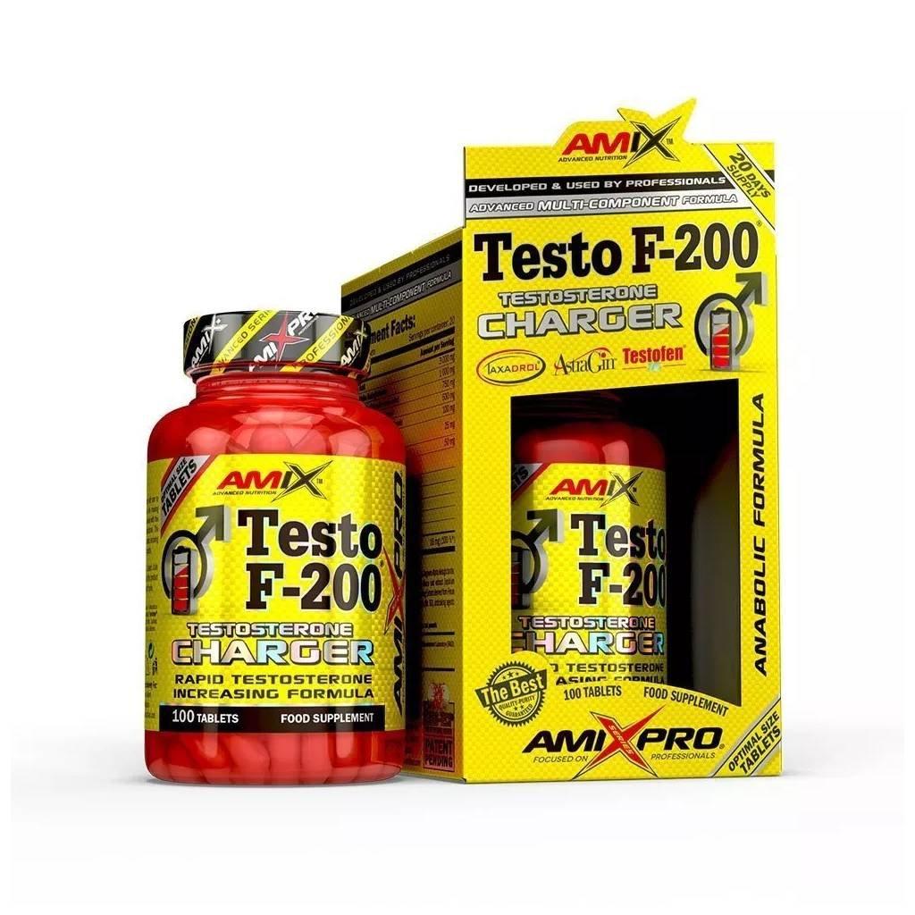 amix testofuel mnozstvi 100 tablet
