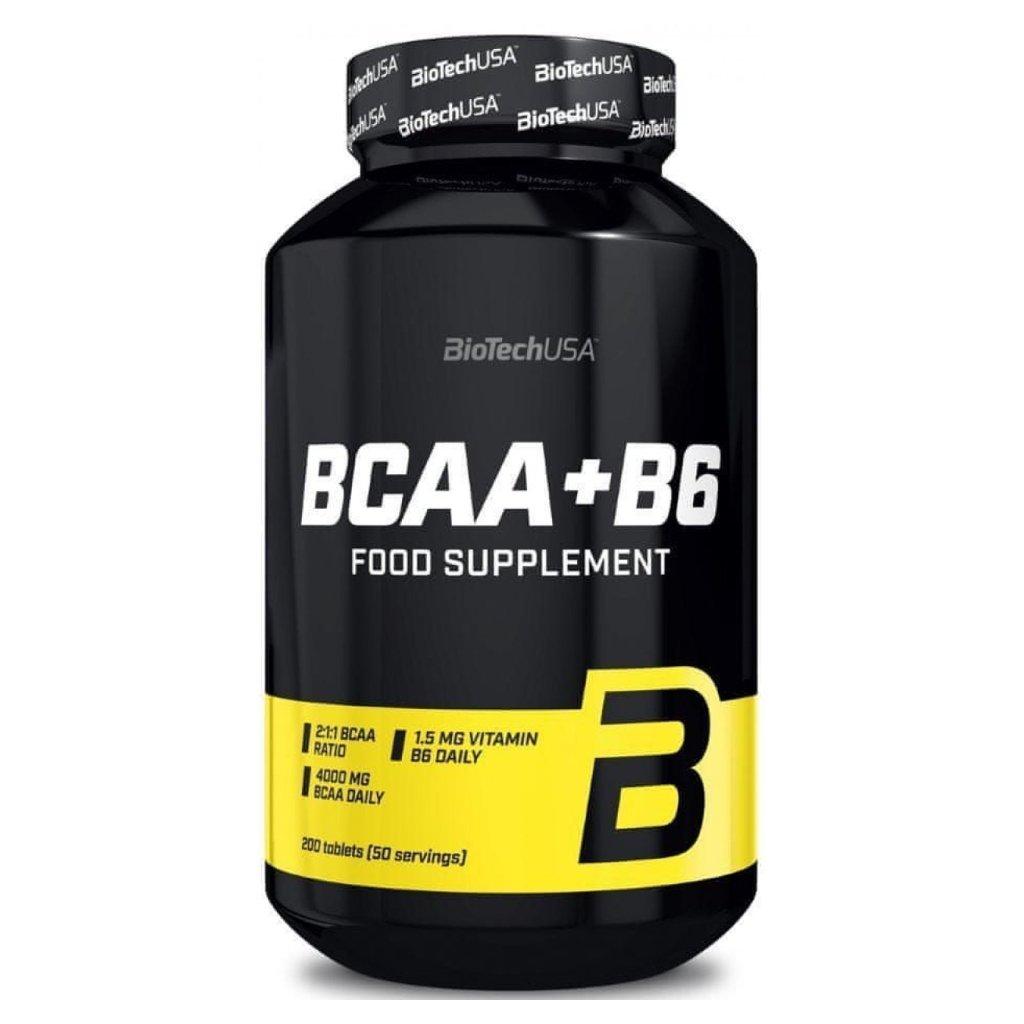 biotech usa bcaa b6