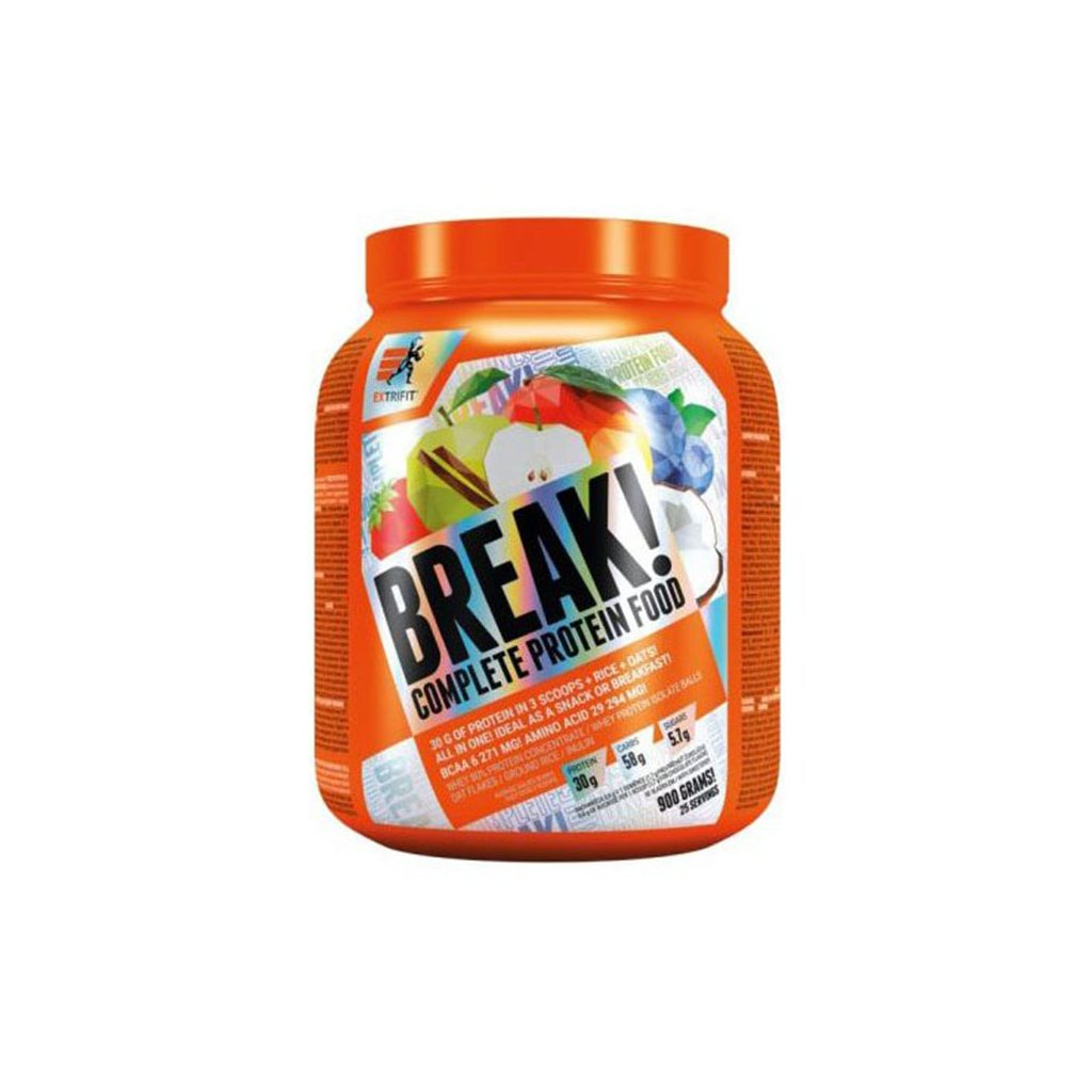 extrifit break protein food 900 g