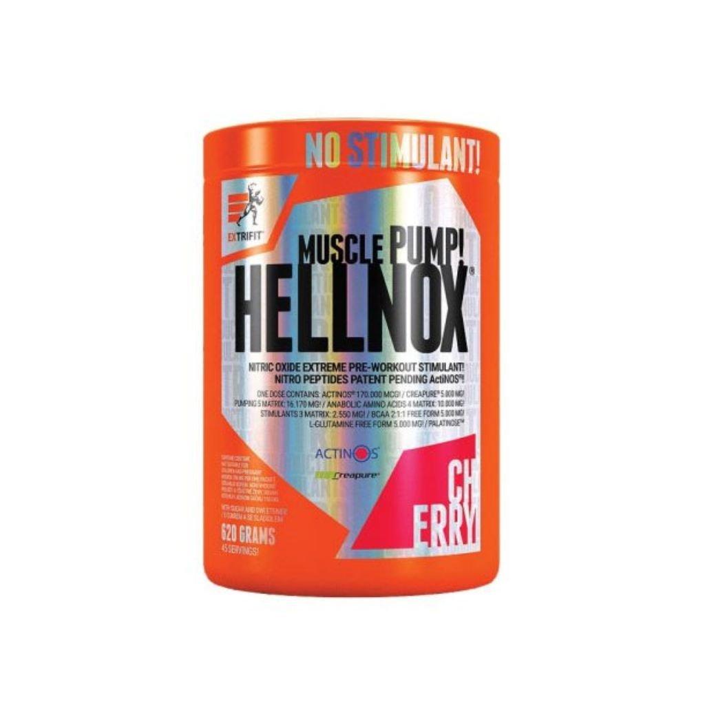 Extrifit Hellnox 620 g (NO stimulant) (Příchuť Pomeranč)