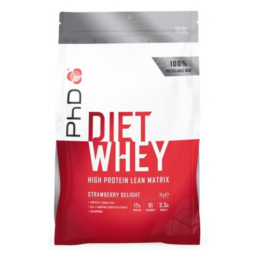 phd nutrition diet whey 1000 g