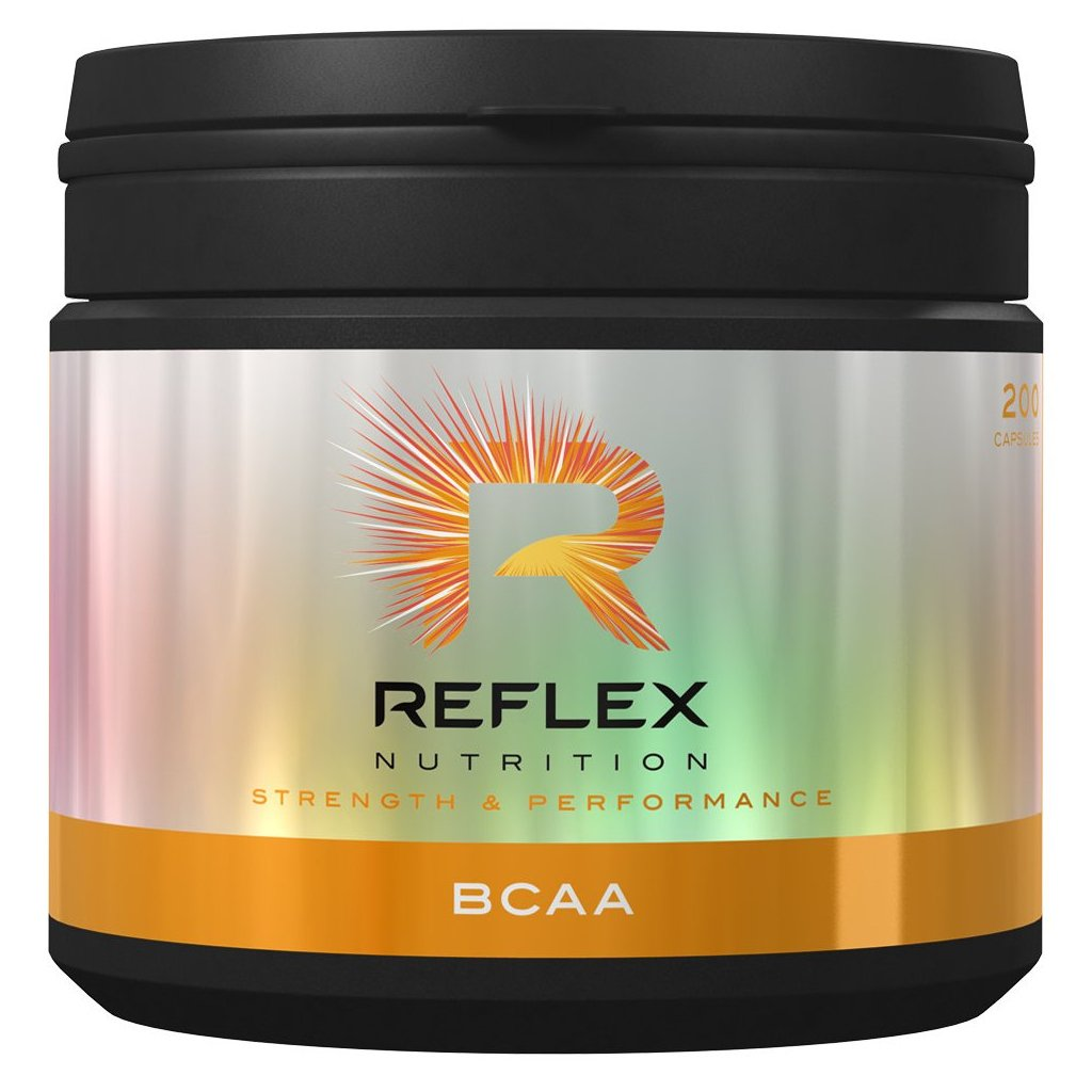 reflex nutrition bcaa 200 kapsli