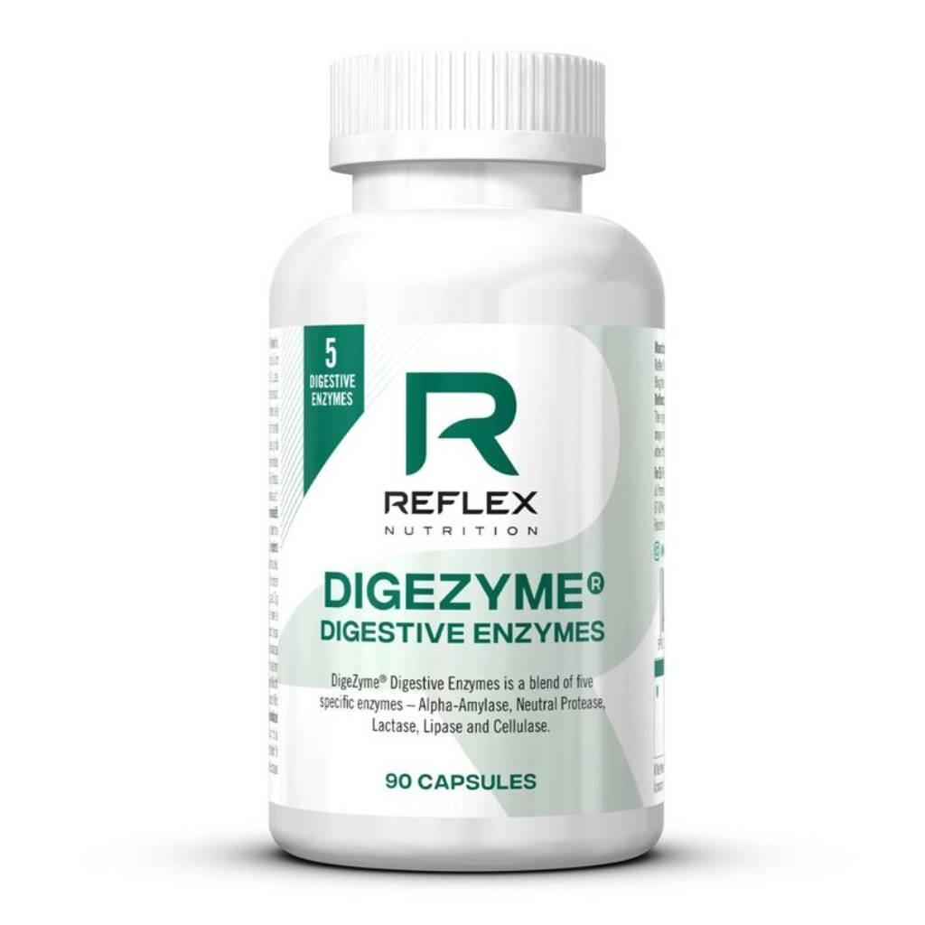 5654 reflex nutrition digezyme 90 kapsli