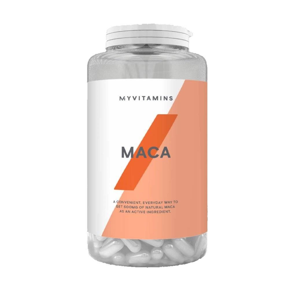 myprotein maca extract 90 kapsli tribulus