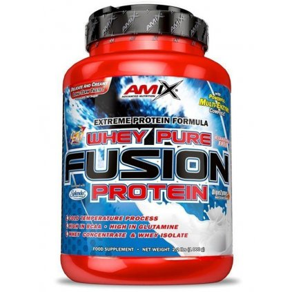 amix whey pure fusion protein