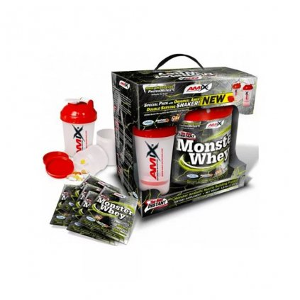 amix monster whey