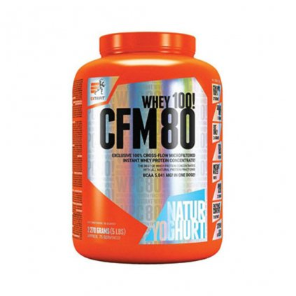 extrifit cfm instant whey protein 80