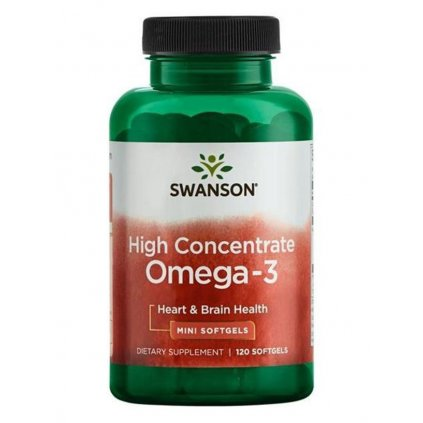 swanson high concentrate omega 3