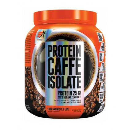 extrifit protein caffe isolate 90 1000 g