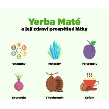 brainmax pure organic yerba mate afrodiziak 1000 g