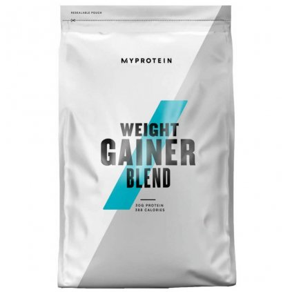 myprotein impact weight gainer 2500 g