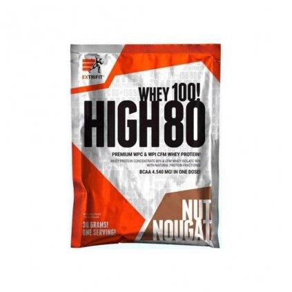 extrifit high whey protein 80 30 g