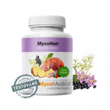 mycomedica mycohair 90 kapsli