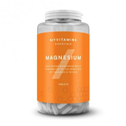 myprotein magnesium horcik