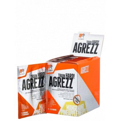 Extrifit Agrezz 21g (Příchuť Jahoda/Máta)