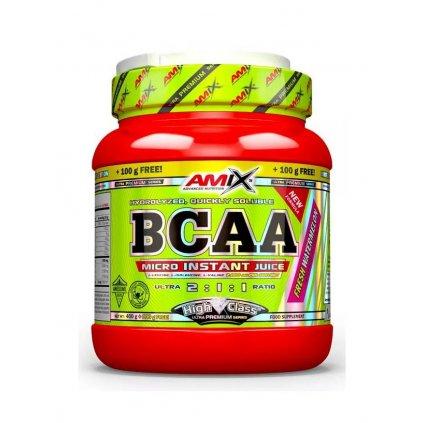 AMIX BCAA Micro Instant Juice 300 g (Příchuť Vodní meloun)