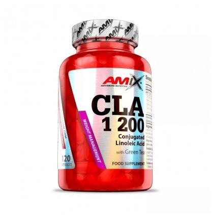 6380 amix cla 1000 green tea 120 tablet