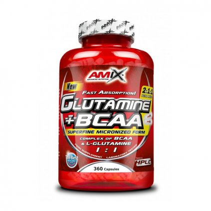 7043 amix glutamine bcaa 360 tablet