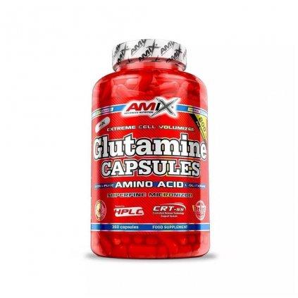 6179 amix glutamine 800mg 360 kapsli