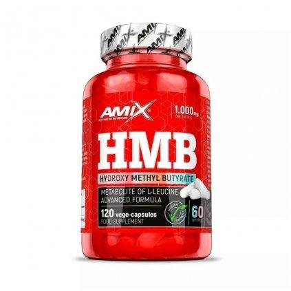 AMIX HMB (Množství 220 kapslí)