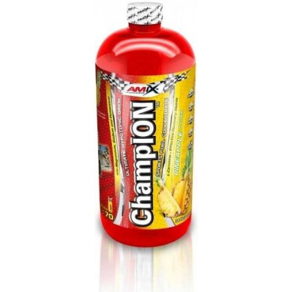 AMIX ChampION Sports Fuel 1000ml (Příchuť Ananas)