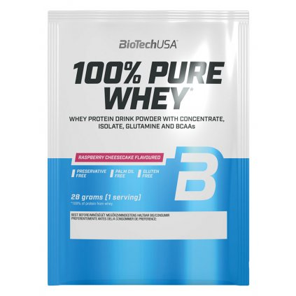 biotech usa 100 pure whey 28 g