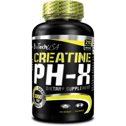 7262 biotech usa creatine ph x 210 kapsli biotech usa