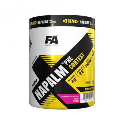 Fitness Authority Xtreme Napalm Pre-Contest 500g (Příchuť Kiwi)