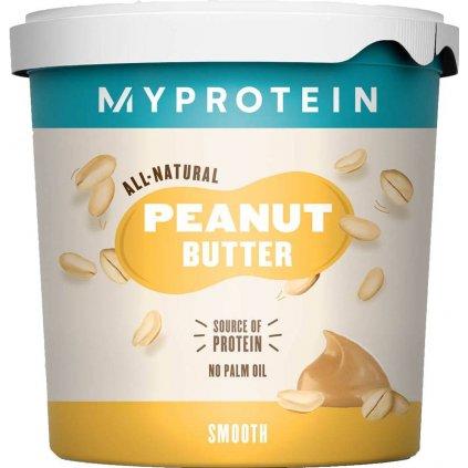 myprotein arasidove maslo krupave