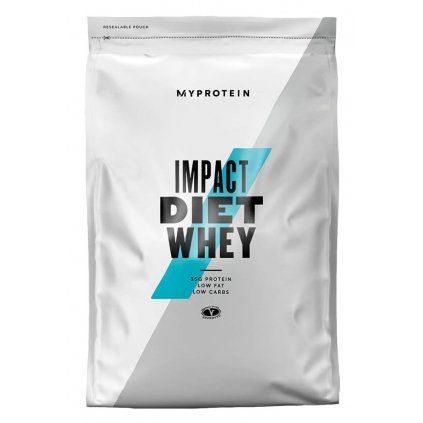 myprotein impact diet whey protein