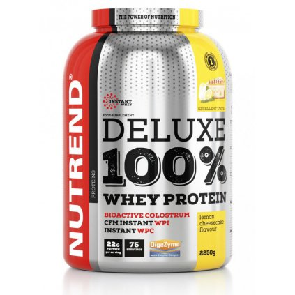 nutrend deluxe whey protein