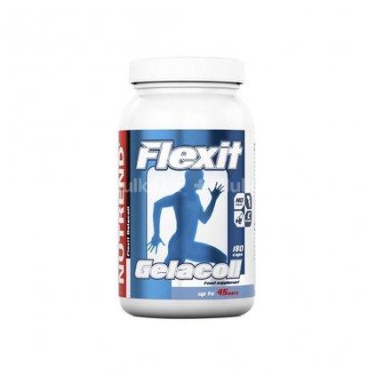 Nutrend Flexit Gelacoll (Množství 180 tablet)