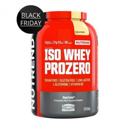 nutrend iso whey protein prozero