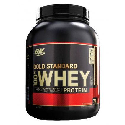 Optimum Nutrition Gold Standard 100% Whey 2270 g