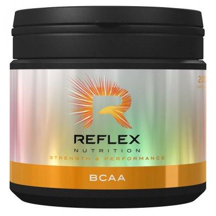 6677 reflex nutrition bcaa 200 kapsli