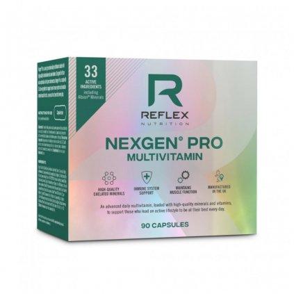reflex nutrition nexgen pro 90 kapsli